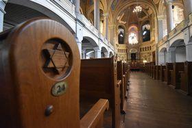 Große Synagoge in Pilsen (Foto: Ondřej Tomšů)