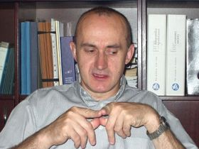 Pavel Baran, foto: Autor
