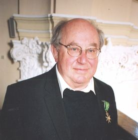 František Xaver Thuri (Foto: Archiv des Ordens des Hl. Lazarus von Jerusalem)