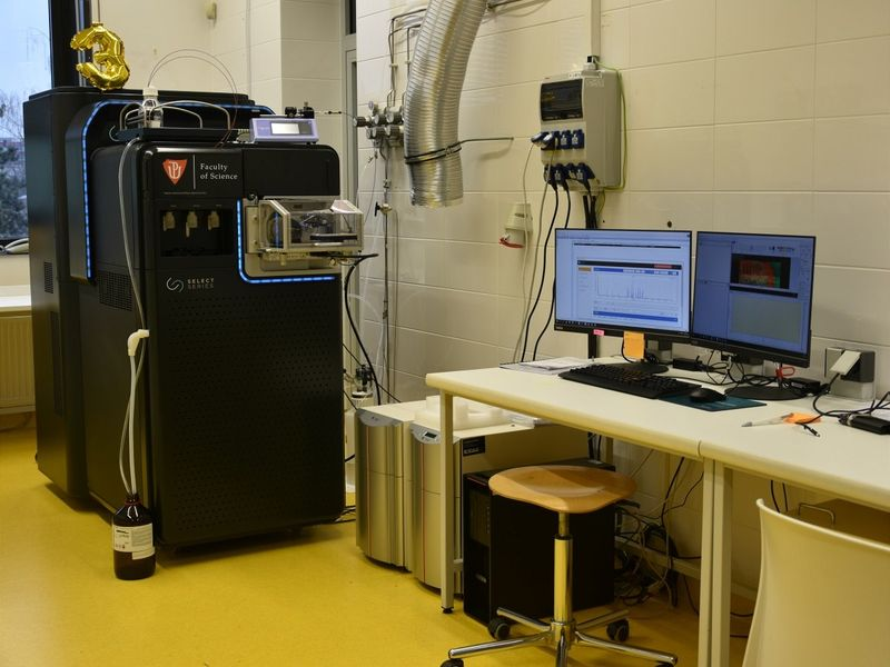 Spektrometer (Foto: Archiv der Palacký-Universität)