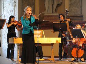 Kamila Mazalová (Foto: Archiv Czech Ensemble Baroque)