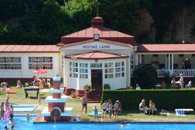 El balneario de Mšeno, foto: Eva Turečková