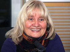 Ludmila Zemanová, foto: Šárka Ševčíková, Český rozhlas