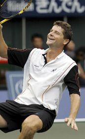 Йиржи Новак выиграл турнир АТП в Токио (Фото: ЧТК)