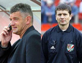 De izquierda: Jaroslav Hastík, Stanislav Hruska (Foto: CTK)