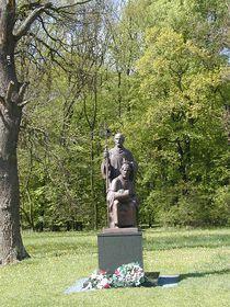 Памятник Кириллу и Мефодию в Микулчице, фото: Мартина Шнайбергова