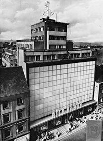 Obchodní dům Bílá labuť, photo: Archiv Bílé labutě