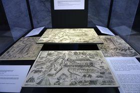 Карты 16 века, фото: ЧТК
