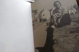 Toyen sur Île de Sein, photo: repro 'Bonjour Monsieur Gauguin' / Galerie nationale de Prague