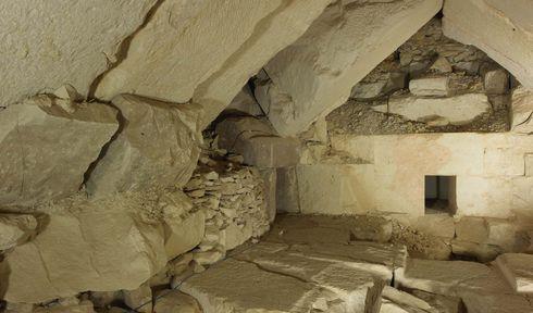 Foto: Archivo del Instituto Checo de Egiptología