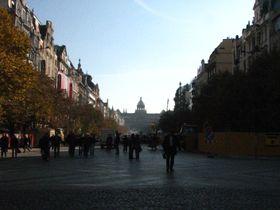 Václavské náměstí, foto: Štěpánka Budková