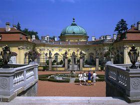 Zámek Buchlovice, foto: Czechtourism