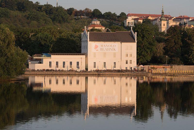 Le Musée Kampa, photo: Tilman2007, CC BY-SA 4.0