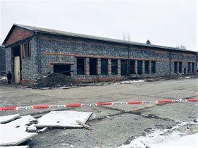 Lagerhalle nahe Frýdek Místek mit Giftmüll (Foto: Archiv der Stadt Frýdek-Místek)