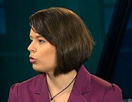 Martina Pařízková, foto: ČT24