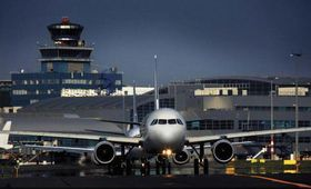 Foto: presentación oficial del Aeropuerto Internacional Václav Havel