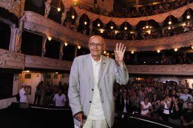 Václav Vorlíček, foto: Film Servis Festival Karlovy Vary