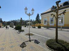 El balneario de Františkovy Lázně, foto: ČTK/Slavomír Kubeš
