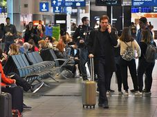 Václav Havel Airport Prague, photo: Ondřej Tomšů