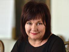 Alena Schillerová, photo: Filip Jandourek / Czech Radio
