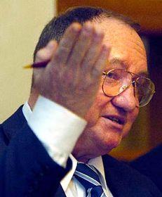Ministro de Cultura cecho, Vítezslav Jandák (Foto: CTK)