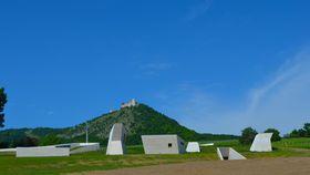 Археологический парк «Павлов» в Южной Моравии, фото: Зузана Ледерерова, «Чешское Радио»