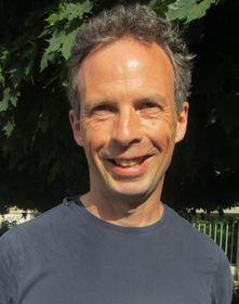 Richard Askwith, photo: David Vaughan