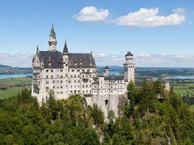 Schloss Neuschwanstein ist einer der beliebtesten Reiseziele Deutschlands (Foto: Thomas Wolf, CC BY-SA 3.0 DE)