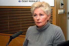 Zuzana Roithová, foto: Šárka Ševčíková, ČRo