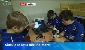 Durante el viaje los cosmonautas realizan diversos experimentos..., foto: ČT