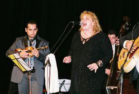 Ida Kelarová, photo: archive of Radio Prague