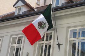 Embajada de México en Praga, foto: Kristýna Maková