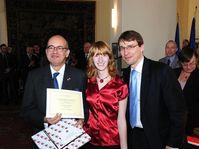 La remise des prix du concours de la Francophonie, photo: Robert Janás/MZV
