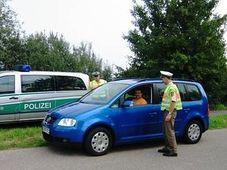Polizeikontrolle (Foto: www.grundsucher.de)