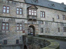 Château de Wewelsburg, photo: Ziko, CC BY 3.0 Unported