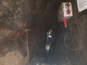 Древние шахты Кутной Горы, Фото: Михал Трнка, ЧРо