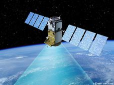 Galileo - artists impression, photo: EC AV Services