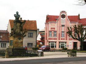 Miletínské náměstí