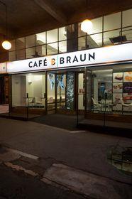 Кафе Б. Браун, фото: Павел Цулек CC BY-SA 3.0