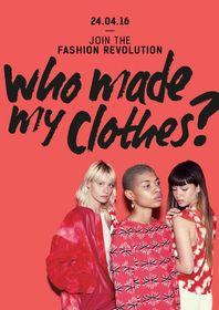 Fashion Revolution Week, Фото: Stephanie Sian Smith / Fashion Revolution Week