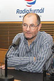 Jan Papež, foto: Matěj Pálka, archiv Českého rozhlasu