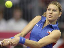 Lucie Šafářová, photo: CTK