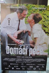 Plakát kfilmu Domácí péče, foto: Kristýna Maková / Český rozhlas - Radio Praha