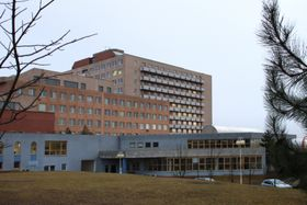 Fakultní nemocnice vOstravě, foto: Aktron, Wikimedia Commons, CC BY 3.0