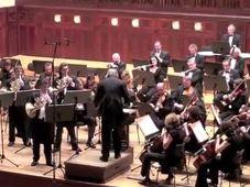 La Orquesta Sinfónica Nacional Checa, foto: YouTube