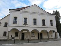 Synagoge in Třešť (Foto: Martina Schneibergová)