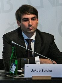 Jakub Seidler, Archive of Charles University