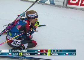 Markéta Davidová (Foto: ČT Sport)