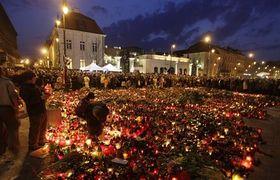 Le Palais présidentiel à Varsovie, photo: CTK