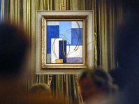 Frantisek Kupka, « La composition abstraite », photo: CTK